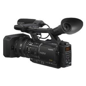 Sony HVR-Z5U HDV High Definition Handheld Camcorder