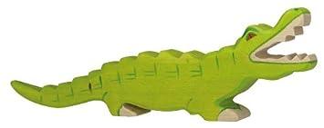 Holztiger - 80174 - Figurine - Crocodile