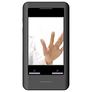 Coby MP828-4G 2.8 Inch Touchscreen 4GB Video MP3 Player with Speaker and Camera - Black