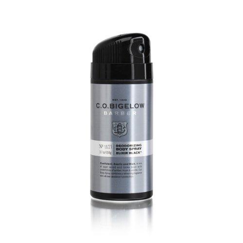 Bath and Body Works C.o. Bigelow Elixir Black Deodorizing Body Spray Nº 1621 Deodorizing Bath