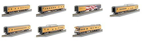 kato-usa-model-train-products-n-scale-union-pacific-excursion-train-7-car-set-by-kato-usa-model-trai