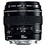 """Canon EF 100mm 1:2,0 USM  Objektiv (58 mm Filtergewinde)von """"Canon"""""""