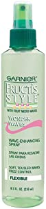Garnier Fructis Style Wonder Waves Non Aero Hairspray, 8.50-Fluid Ounce