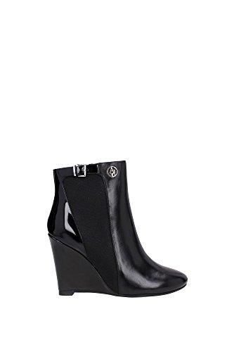 Tronchetti & Stivaletti Armani Jeans Donna Pelle Nero B55962312 Nero 36EU