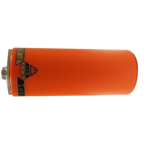 Black Ops Nylo-Lite Axle Pegs - Orange