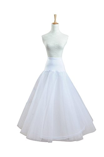 E.Joy Women's A-line Wedding Dress Petticoat