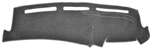 Coverking Custom Fit Front Floor Mats for Select Dodge Stratus Models Nylon Carpet Black
