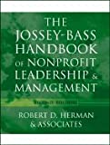 img - for Jossey-Bass Handbook of Nonprofit Leadership and Management 2ND EDITION book / textbook / text book
