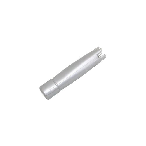 iSi 2245001 Metal Threaded Straight Pearl Tip with Teeth (Isi Dispenser Tip compare prices)