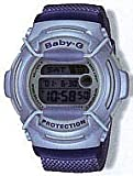 Casio Baby-G Tele Memo- BG153B-6V Watch