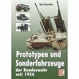 Prototypen und Sonderfahrzeuge der Bundeswehr ab 1956