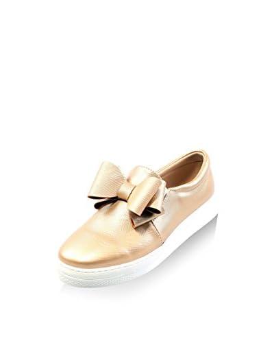 Lilyette Slip-On goldfarben
