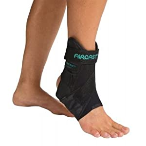 AIRSPORT Ankle Support Brace, Medium, Left by DJO GLOBAL