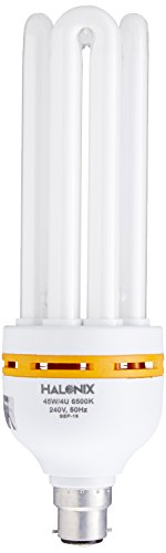 Halonix 45W B22 4U CFL Bulb (Cool Day Light) Image