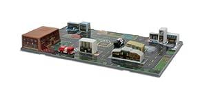 Sonix City Rescue Playset