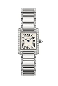 Cartier Ladies Tank Francaise WE1002SF Watch