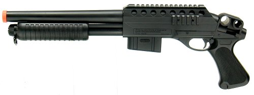 UTG Everblast CQB Sawed-off Combat Airsoft Shotgun