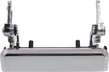 Ford F-150/F-250 92-96 / MAZDA PICKUP 94-08 TAILGATE HANDLE, Chrome, Metal (Mazda B2300 Tailgate compare prices)