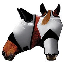 Cashel Crusader Long Nose Fly Mask Arabian