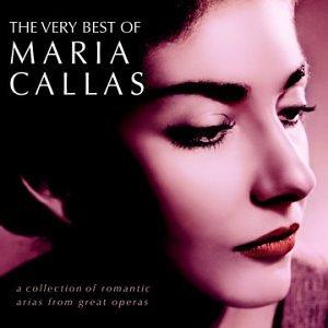 Maria Callas - Romantic Callas - Die Schönsten Arien Und Duette