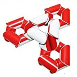 Snake Puzzle Cube Speed Smooth Cube Magic Square Puzzle (Random Colour)