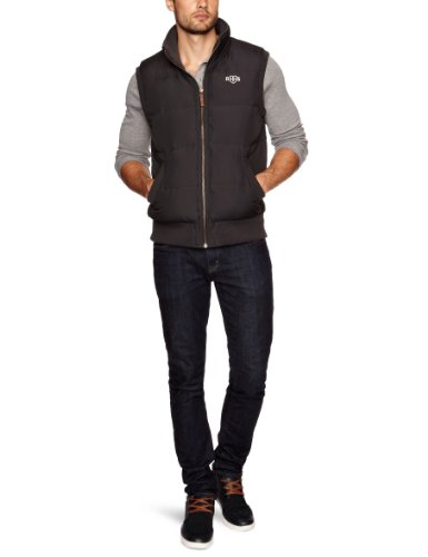 Rampant Sporting Jersey Lined Men's Gilet Charcoal SmallSmallRampant Sporting Jersey Lined Men's Gilet Charcoal SmallRampant Sporting Jersey Lined Men's Gilet