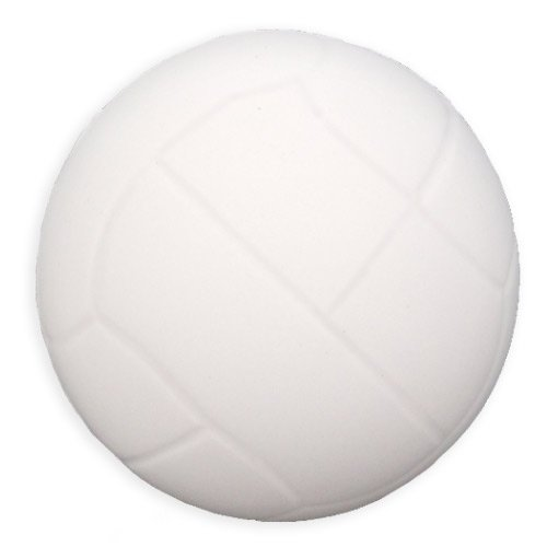 Find Cheap Volleyball Foam Stress Ball - 12 Pack
