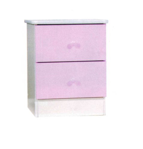 Two Tone Nightstand front-692564