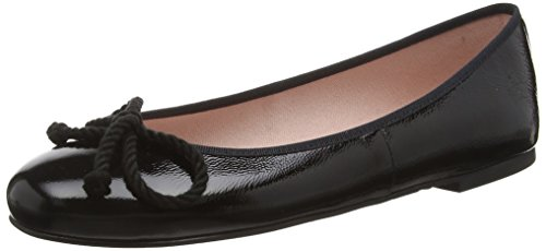 Pretty Ballerinas 35663 Ipnotic Negro - Ballerine donna, Black (Black), 39 EU (6.5 UK )