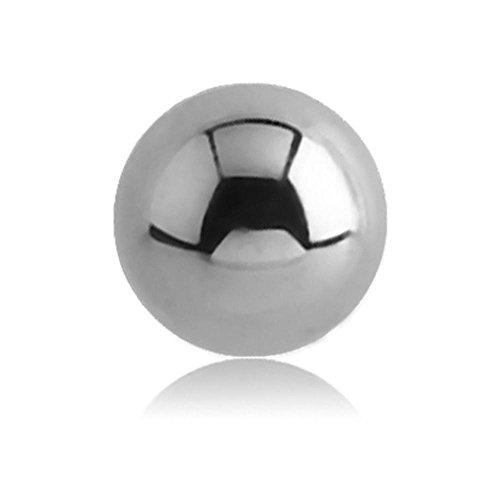 Chirurgenstahl Gewinde Micro Ball - 1,2 mm 1.2 x 2mm