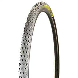 Tufo Flexus Cubus Cross Cyclocross Bicycle Tire - Black