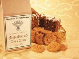 Hunter & Hilsberg - Gingerbread & Gingersnap Cookie Mix - 450 GR