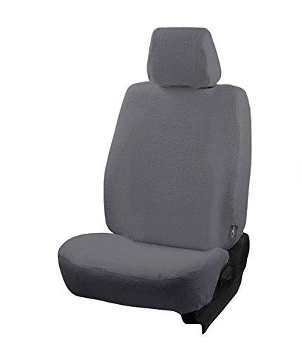 Autofurnish AF TW 302 Grey Towel Seat Covers For Hyundai