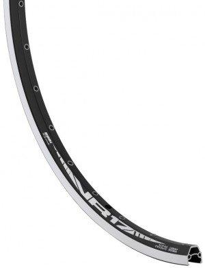 Rodi VR17 Felge 622-17 schwarz/silber Ausführung 36 Loch 2016 Felgen