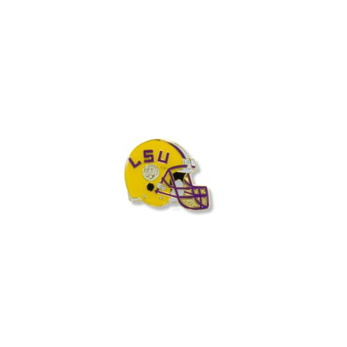 NCAA LSU Tigers Helmet Pin at Amazon.com