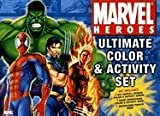 Marvel Heroes Ultimate Color & Activity Set (0696226960) by Marvel
