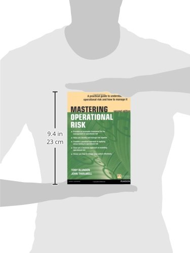 Mastering Operational Risk:A practical guide to understanding         operational risk and how to manage it (The Mastering Series)