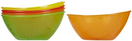 Munchkin Multi Bowls - 5 Pack front-876567