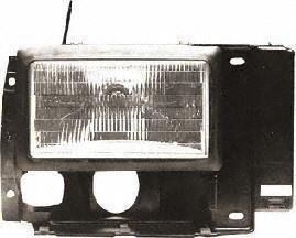 89-92 FORD RANGER HEADLIGHT RH (PASSENGER SIDE) TRUCK (1989 89 1990 90 1991 91 1992 92) 20-1670-00 F1TZ13008C