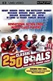 250 Classic Goals From The F.A. Premier League [UMD Mini for PSP]