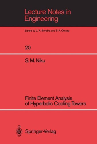 Finite Element Analysis of Hyperbolic Cooling Towers