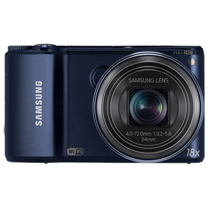 Samsung WB250F Smart Digital Camera, 14.2 Megapixel, 18x Optical Zoom, 3.0