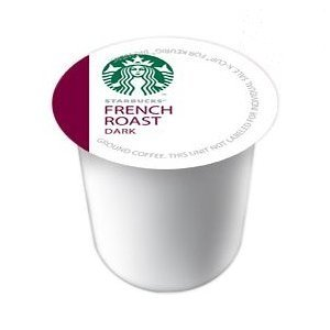 Starbucks K Cup Coffee - French Roast - 16 Pack