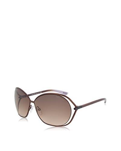 Tom Ford Gafas de Sol Carla (66 mm) Marrón