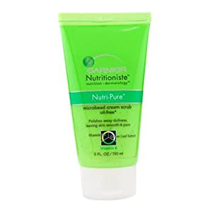 Nutritioniste Nutri-Pure Microbead Cream Scrub ( Oil-Free ) 150ml/5oz