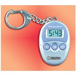 Control Company Digital Key Chain Timer 5041 Vwr Timer Digital Key