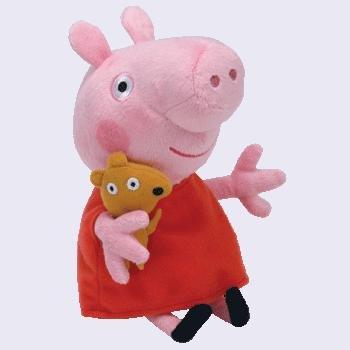 Peppa Pig Peluche de 16cm