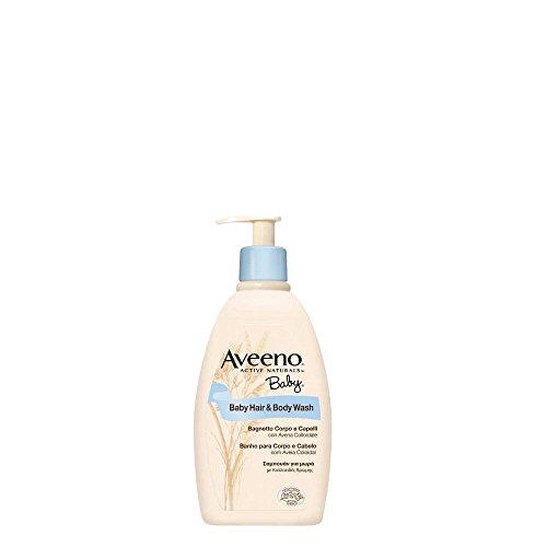 Baby bagnetto capelli e corpo Aveeno 300ml