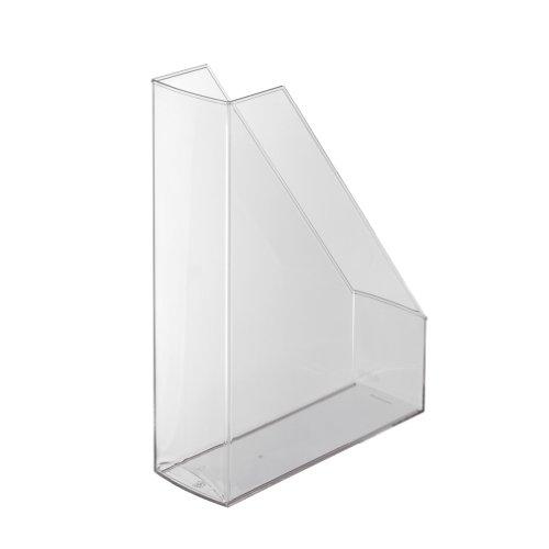herlitz 1966811 stehsammler a4 c4 hochglanz transparent glasklar kunststoff. Black Bedroom Furniture Sets. Home Design Ideas