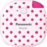 パナソニック モバイルバッテリー 1,430mAh USBモバイル電源 ピンク QE-QL102-P